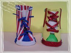 Zapatillas portatodo en goma eva :)
