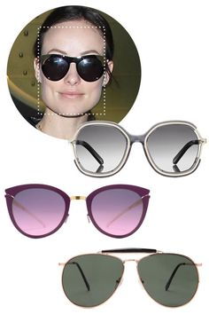 36c2d4c39a4 How to Find the Best Sunglasses for Your Face Shape