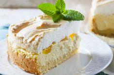 Gluten and Dairy-Free Lemon Meringue Cheesecake Recipe