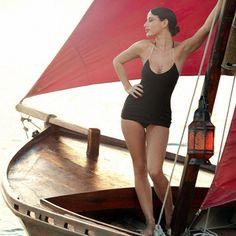 Love this suit & sailboat