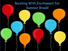 FREE! Use this simple flipchart to countdown to the end of the school year. Each day