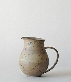 Norikazu Oe Pitcher - Ash Firing