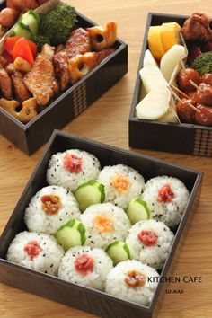Japanese Special Day Bento Lunch for Sports Day|運動会弁当