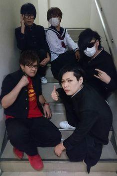 RT @wkwkproject: ウタカツミーティング、無事終了しました! わくバンメンバー全員制服着用というレアなライブでしたが、会場でご覧いただいた皆さん、いかがでしたか? 恭一郎さん、CHiCOさんとのコラボ、楽しかったですね!! 制服といえば学校、学校といえば階段!(… Man O, Youtube, Fictional Characters, Anime, Cartoon Movies, Anime Music, Fantasy Characters, Anime Shows