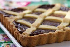 Pastafrola, la compañera inseparable del mate. Se trata de una tarta dulce que suele comerse típicamente, por la tarde y acompañada de unos ricos mates.