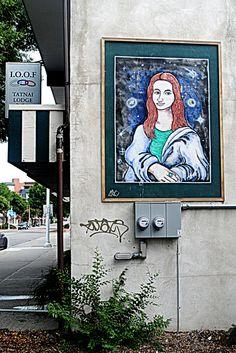 Mona Lisa. Kamloops