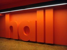 The Barbican Centre | Wayfinding by EVERYDAYLIFEMODERN,