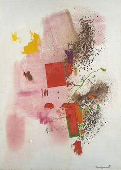 Hans Hofmann, Lust and Delight, 1965