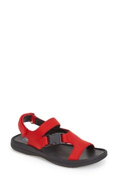 Topshop 'Flapjack' Sport Sandal (Women) available at #Nordstrom
