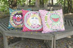 Lindas Almofadas da Coleção Os Muppets http://orientavida.org.br/busca/wdm%20Almofada