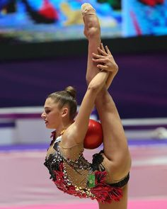 Alexandra Soldatova (Russia)🇷🇺 @ Grand Prix Holon-Israel🇮🇱 😘 Photo by Oleg Naumov. Rhythmic Gymnastics Training, Gymnastics Flexibility, Gymnastics Competition, Sport Gymnastics, Artistic Gymnastics, Gymnastics Photography, Gymnastics Pictures, Dance Photography, 1976 Olympics