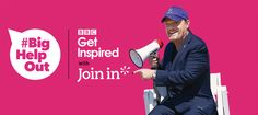 Join In is working with BBC Get Inspired to get 10,000 helpers into local sport.