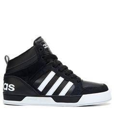 937d1962d2ec1c Adidas Kids  Neo Raleigh 9TIS High Top Sneaker Pre Grade School Shoes (Black