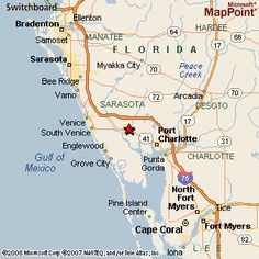 I lived here as a child, North Port Florida