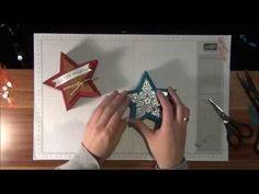 Janas Bastelwelt - Unabhängige Stampin' Up! Demonstratorin: Video-Tutorial: Sternenschachtel mit Kniff