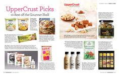 Spice Drop is proud to be featured in UpperCrust India Magazine - Volume 18 /First Quarter 2017 #featuredproduct #spicedrop #uppercrust