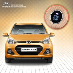"""The """"Start/Stop"""" button in Hyundai Grand is designed to make your life simpler! Take a test drive to find out.  http://www.hyundai.com/in/en/Shopping/ShoppingTools/RequestTestDrive/campaign1/index.html?utm_source=sns&utm_medium=none&utm_campaign=grand_launch&id=campaign1"""