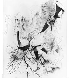 Plakat lavet i forbindelse med projeketet På Kant med Kierkegaard for Folkekirkens Skoletjeneste i anledning af 200 året for Kierkegaards fødsel.  Cathrine Raben Davidsen I am an Island, 2013 100 x 70 cm