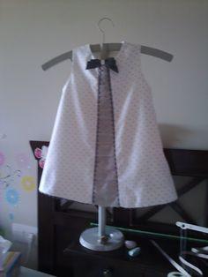 labores del 2012......vestidos de tela | Aprender manualidades es facilisimo.com
