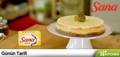 Cheesecake seviyorsan, bu tarife bayılacaksın demektir. İncir reçelinin muhteşem tamamlayıcı tadıyla... #gununtarifi: Kuru İncirli ve Bademli Cheesecake