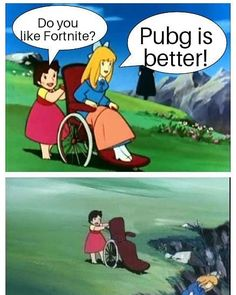 Fortnite or Pubg? #meme #memes #fortnite #fortnut #fortnitememes