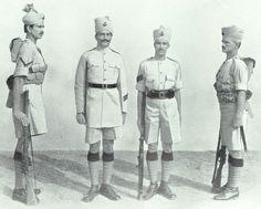 Photographs - 1/6 Rajputana Rifles 1939