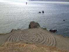 Labyrinth at Land's End | Atlas Obscura
