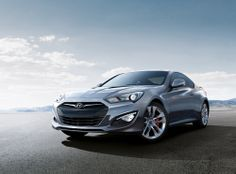 BEAUTY + BEAST = New Genesis coupe