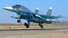 Sukhoi Su-34USSR Air Force