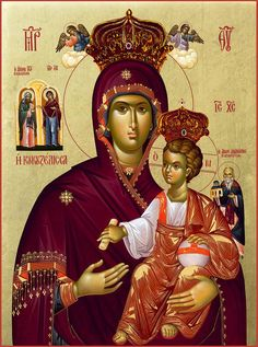 Black Art Pictures, Blessed Mother Mary, Byzantine Art, Art Icon, Architecture Old, Orthodox Icons, Beautiful Love, Virgin Mary, Old Things