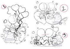 YCH San valentine OPEN by Xiozen