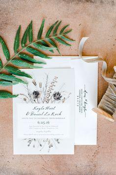 organic wedding invites from Minted Birthday Invitations, Invites, Wedding Invitations, Wedding Parties, Wedding Cards, Pink Garden, 2015 Wedding Dresses, Card Envelopes, Garden Wedding