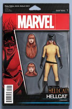 Patsy Walker, A.K.A. Hellcat! #1 (Issue)