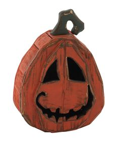 "Features:  -Artistic home decor addition.  -Material: Wood.  Product Type: -Decorative Accents.  Holiday Theme: -Yes.  Holiday: -Halloween. Dimensions:  Overall Height - Top to Bottom: -23"".  Overall"