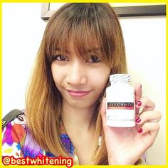 TRY OUR AWARD WINNING PRODUCT 2014-2015 MOST EFFECTIVE WHITENING SUPPLEMENT Why buy expensive brands??? if there's LUXXE WHITE GLUTATHIONE HIGHEST FORM of Gluta that has 70-80% Absorption Rate in our body compared to ordinary glutathione in the market (eg. Reduced Gluta or Lower Type Gluta that has only 30-40% absorption rate.) Other helpful benefits: - PROBLEM FOR YOUR SCARS - DARK SPOT - PIMPLES - ACNE - BLACK HEADS - FATS - HEALTH PROBLEM - DARK SKIN - PIGMENTATION - DARK ELBOWS KNEES AND…