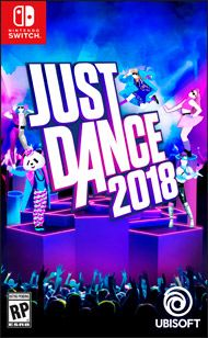 Whether you're a party starter, a dancer in the making, or a seasoned pro, get ready to turn up the volume and unleash your inner dancer with Just Dance® 2018!