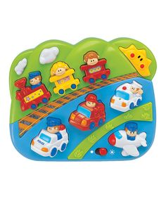 Loving this Musical Traffic Board on #zulily! #zulilyfinds