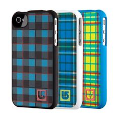 Fitted Burton for iPhone 4S & iPhone 4