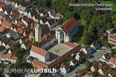 Residenzschloss Oettingen, Schwaben