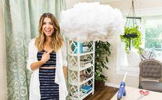 DIY Cloud Light - Home & Family