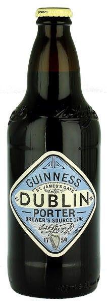 Guinness Dublin Porter (BB Date 11/10/16)