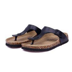 New Beach Cork Flip Flops Slipper 2017 Casual Summer Women Mixed Color Slip  on Sandals Flat Shoe Free Shipping Plus Size 7e60a3af16b4