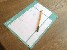 minisushi | blog illustré depuis 2007 Filofax, Bullet, Notebook, Printables, Kit, Paper, Pretty, Blog, Calendar To Print
