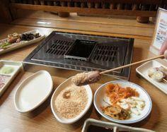 kushiagé restaurant
