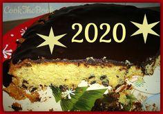 Βασιλόπιτα-κέικ με σοκολάτα | cook-the-book Food And Drink, Pie, Cooking, Desserts, Recipes, Greek, Torte, Kitchen, Tailgate Desserts