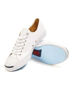 84901783026 Converse - Jack Purcell Canvas Trainer White