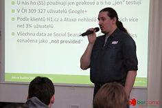 Barcamp Vsetín 2012 - Jak dělat SEO i bez Google+