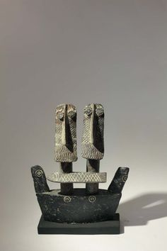 'Fishing Boat ' Stoneware by John Maltby