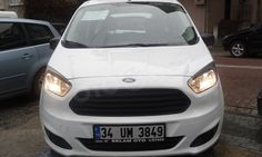 TOURNEO TOURNEO COURIER 1.5 TDCI 75 TREND M1 2015 Ford Tourneo TOURNEO COURIER 1.5 TDCI 75 TREND M1