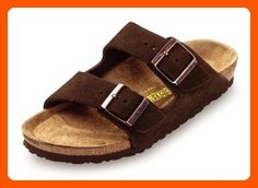 48d6bb5472 The Birkenstock Arizona Suede Sandal was the only thing I could wear when I  had plantar fasciitis. I swear by them